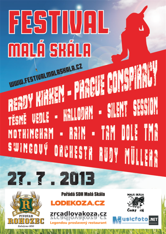 Festival Malá Skála