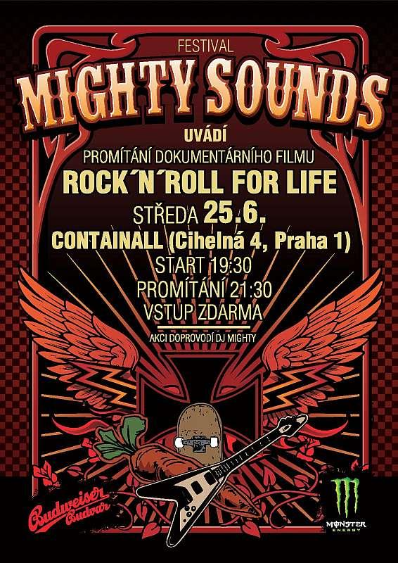 Rocknroll for life_poster_25_cervna 2014