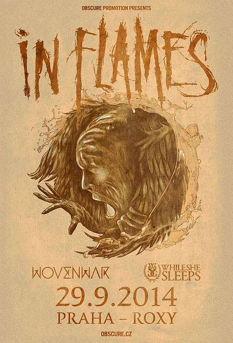 Plakát_In Flames
