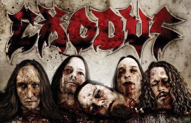 Exodus band foto