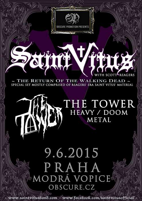 Saint Vitus Thirsty And Miserable