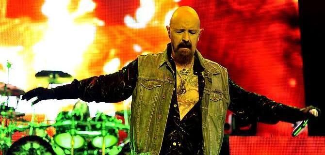 Judas Priest – Redeemer tour 2015 – Praha