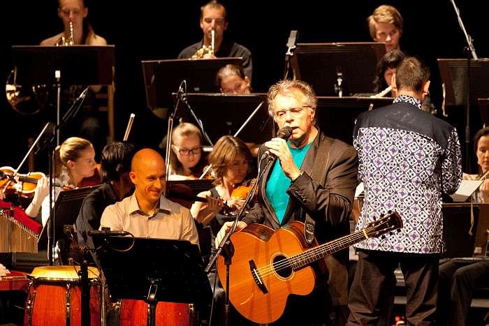 Pavol Hammel a Jihočeská filharmonie