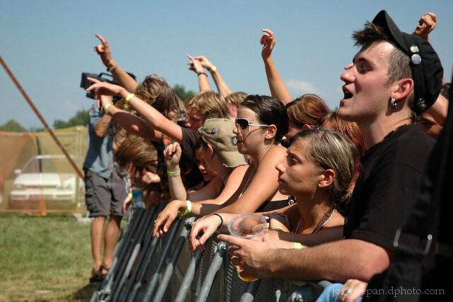 Přeštěnice U Milevska Open Air Music Fest 2007