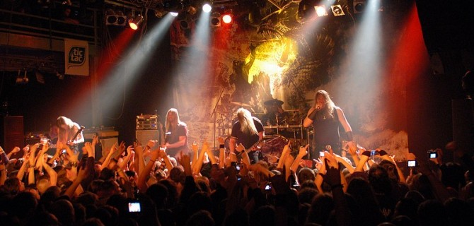 Amon Amarth, Obituary