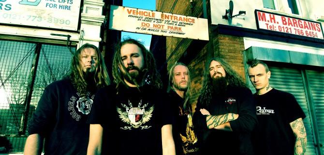 Švédská metalová jednička In Flames vystoupí ve Zlíně a v Praze