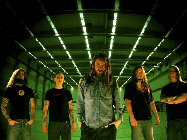 In Flames topily pod Prahou