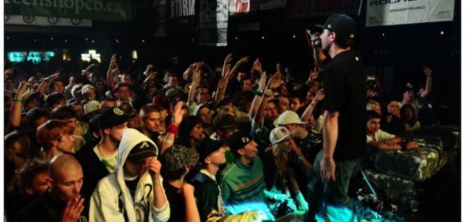 The Hip Hop No.9, klub Milenium Tábor
