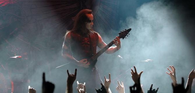 Behemoth, DevilDriver, Scar Symmerty, Arsis