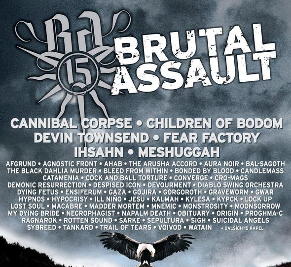 Brutal Assault Festival 2010 se blíží