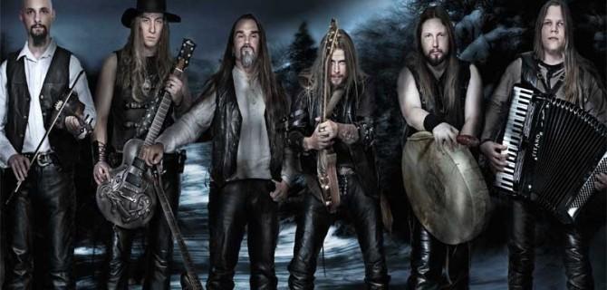 Folkmetalový večírek s Korpiklaani a Eluveitie bude ve Zlíně!