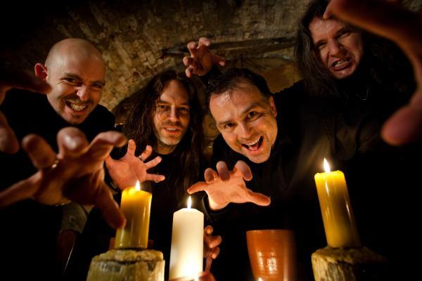 Blind Guardian na konci roku v Praze
