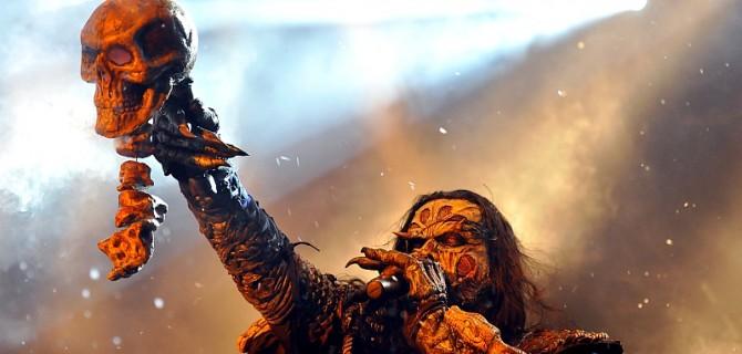 Lordi – maskovaní hardrockeři v Praze