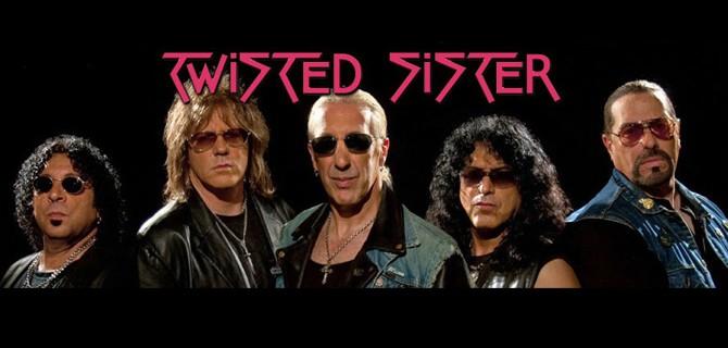 Legendarní Twisted Sister headlinerem Masters of Rock 2011!!!
