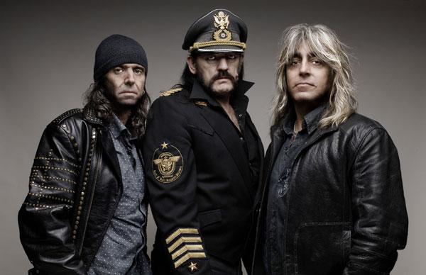 Motörhead vystoupí na Brutal Assault Festivalu ve čtvrtek, do prodeje jde limitovaná edice vstupenek