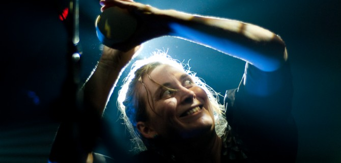 Sobotní noc na Flédě: DVA vs. Bauchklang