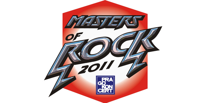 Masters of Rock – kompletní program a informace