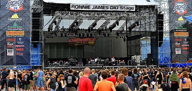 Masters of Rock oznamuje oficiální program svého XI. ročníku