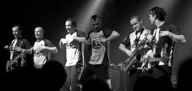 Dubioza Kolektiv – Fledermaus na balkánský způsob