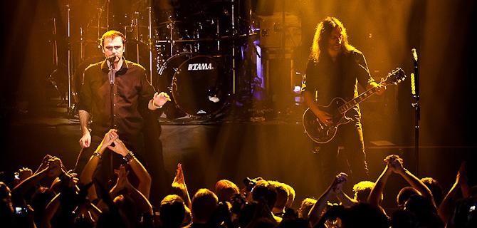 Blind Guardian opět řádili v Praze