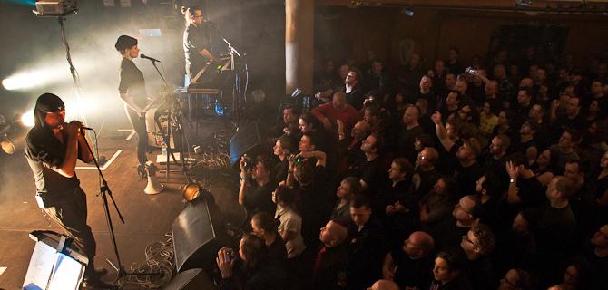Laibach – odvrácená strana Měsíce