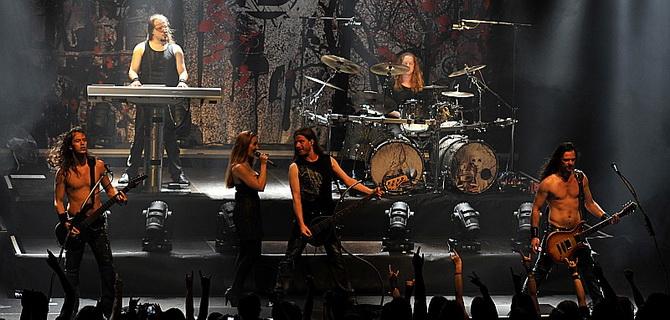 Epica nevystoupí na Masters of Rock 2013