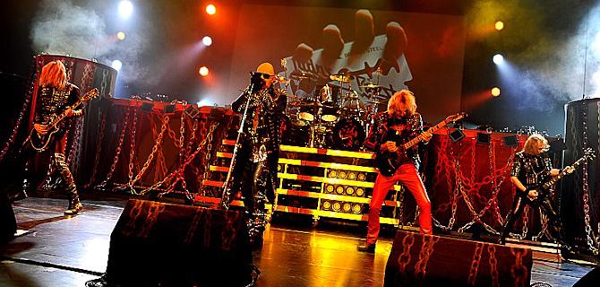 Judas Priest převálcovali Pardubice