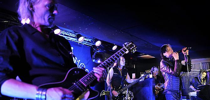Lacrimosa v Rock Café
