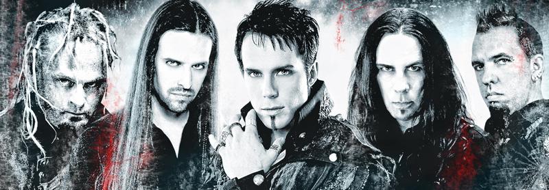 Americká melodic-metalová kapela Kamelot potvrzuje exklusivní show pro ČR
