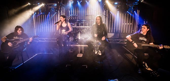 Lacuna Coil – hvězda gotického metalu opět v Praze