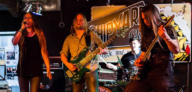 Samuli Federley Band + Lakewood Experiment – jak se hraje v Helsinkách