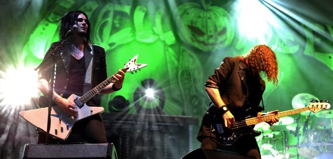 "Helloween a Gamma Ray vyráží na ""Hellish Rock part II"" s novými alby!"