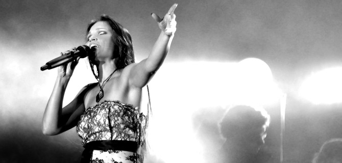 "Tarja Turunen a Mike Terrana jsou ""Beauty and the beat""!"
