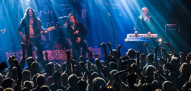 Stratovarius zahájili turné ve Finsku