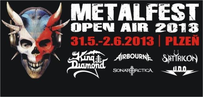 Metalfest Open Air 2013 – program
