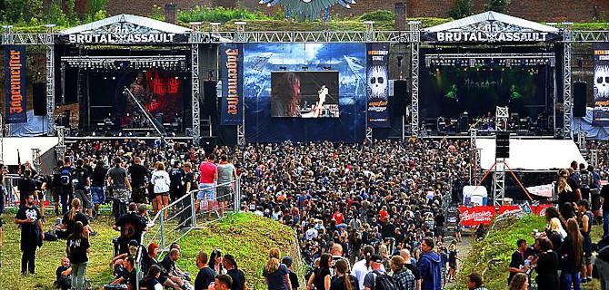 Brutal Assault Festival 2013 již za měsíc!!!