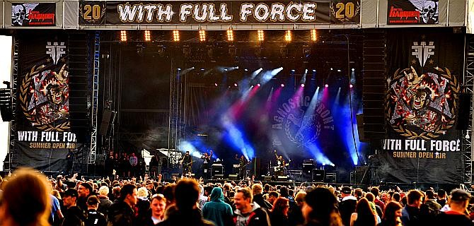 XX. With Full Force 2013