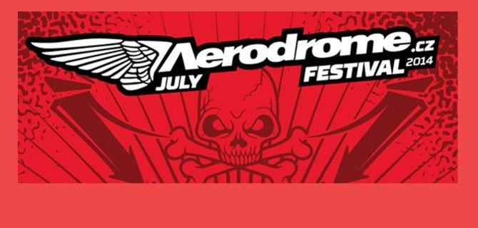 Červencový Aerodrome festival se rozrůstá o další účinkující.
