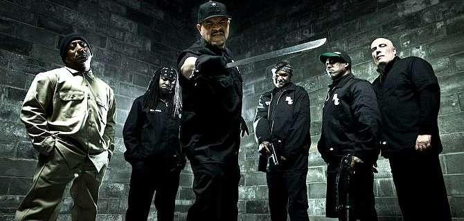 Body Count s Ice-T v červnu v Praze.