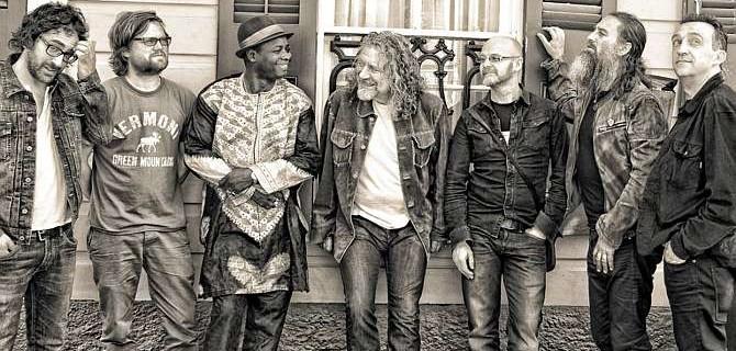 Robert Plant s doprovodem míří do Ronda