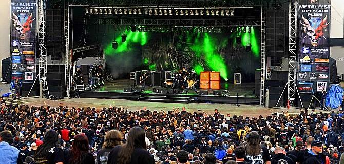 Metalfest hlásí změnu programu